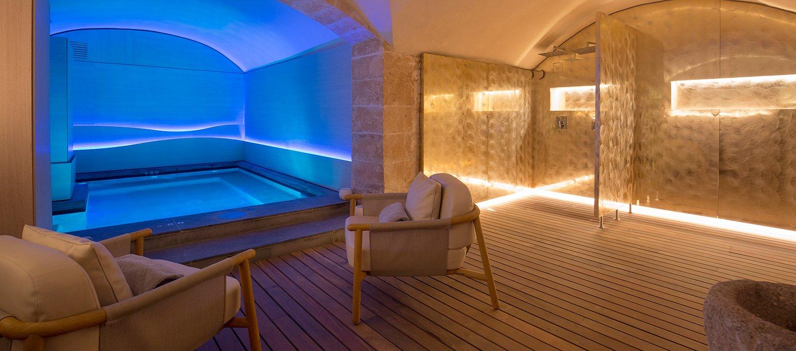 Spa y sauna Convent de la Missio