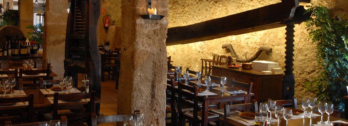 Porxada sa Torre Restaurante 1