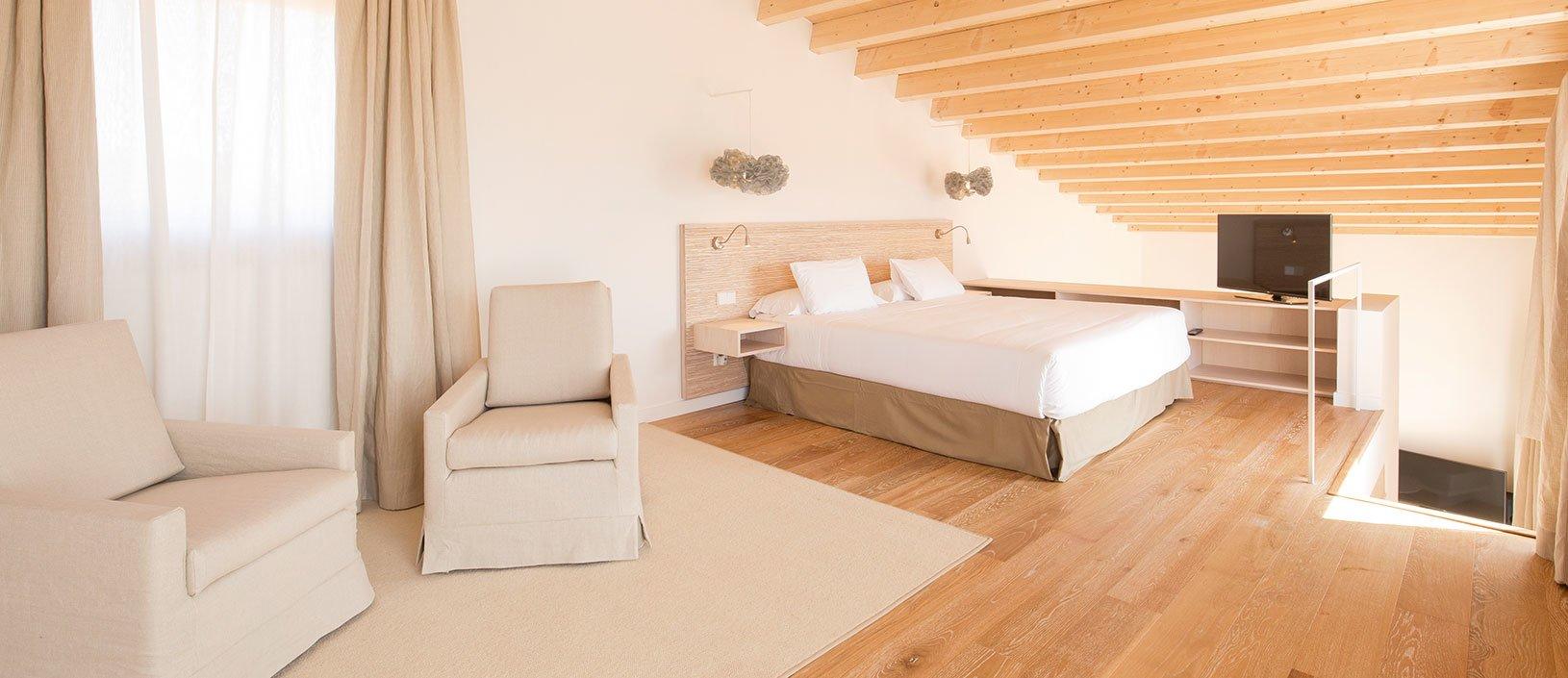 Habitación suite 4