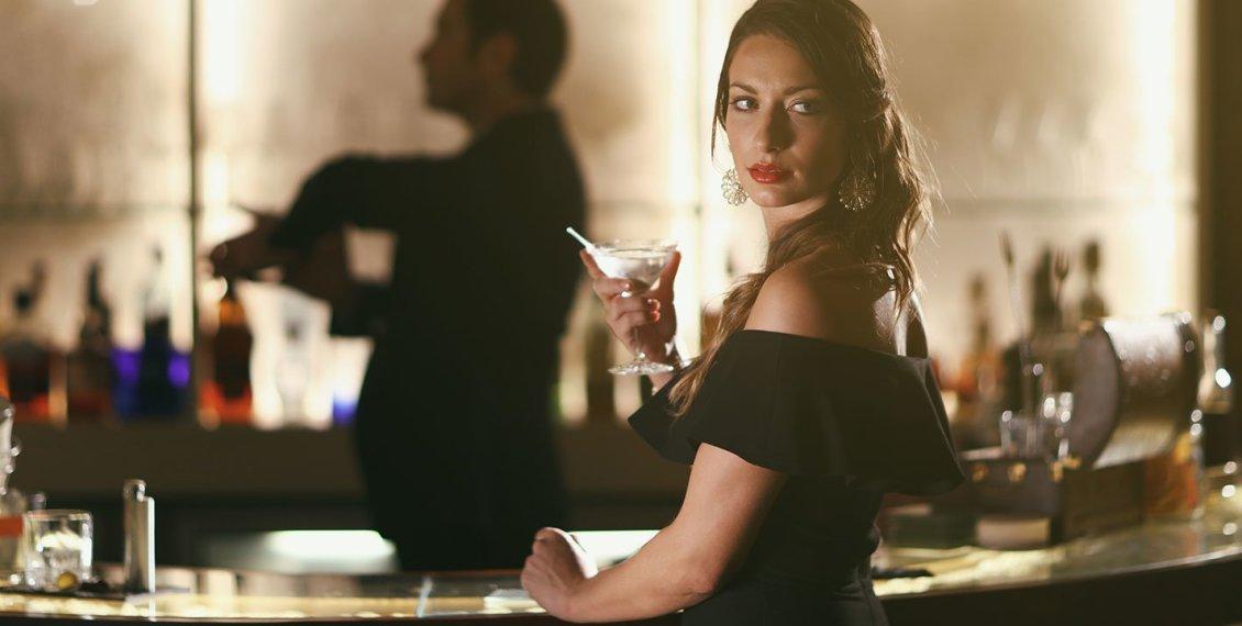 Barra de cocktails
